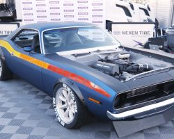 Drift 'Cuda Hits the SEMA Show and Then the Track!! #fishtailcuda – Hot Rod Garage Ep. 48