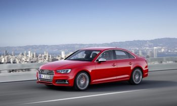 2018 Audi S4 preview