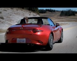 Mazda Miata MX-5 (4th gen – ND) Sights & Sounds – Beauty, Exhaust, Fly-by