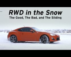 RWD in the Snow – Good Bad & Sliding – Long Term FRS (GT86) #6 – Everyday Driver