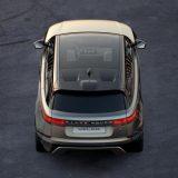 Land Rover teases Range Rover Velar ahead of Geneva debut