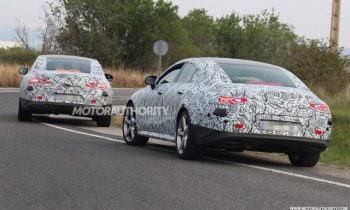 Mercedes CLS spy shots, Australian GP preview, Ford's first Mustang coupe: Today's Car News
