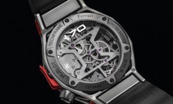 Ferrari celebrates 70th anniversary with limited-edition Hublot watch