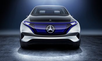 Mercedes to unveil compact EQ electric car concept at 2017 Frankfurt auto show