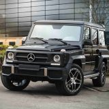 Now you can get your G-Class modded by Kahn Design