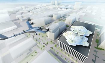 Uber says flying taxis will be in service by 2020