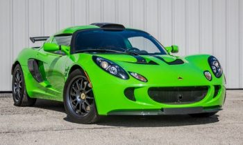 Lotus Exige once owned by Jerry Seinfeld up for grabs