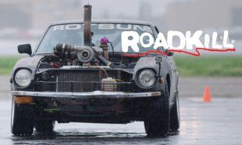 Junkyard Turbo 5.0 Power for the Rotsun! – Roadkill Ep. 64