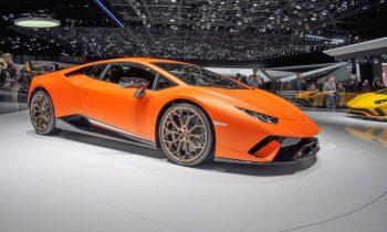 Lamborghini hints at faster Huracán