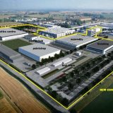 Lamborghini expands plant
