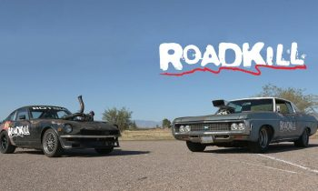 Blown Impala vs. Turbo Rotsun! – Roadkill Ep. 65