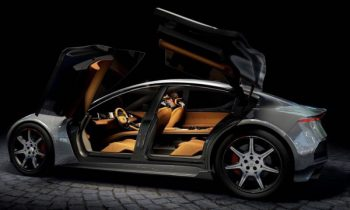 Fisker EMotion electric luxury sedan to be shown at CES in January
