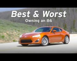 Best & Worst of Owning an 86 – Long Term #7 FRS (BRZ/86) – Everyday Driver