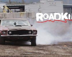 Junkyard-Rescue 1969 Mustang Mach 1! – Roadkill Ep. 66