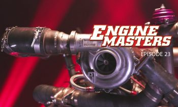 Powerstroke Turbo on a Ford 5.0! – Engine Masters Ep. 23