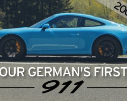 200mph in a 911 GTS – Everyday Driver Europe Review