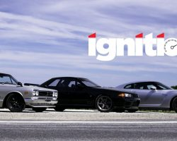 2017 Nissan R35 GT-R, Hakosuka & R32 Skyline: The Godzilla Legend Lives on! – Ignition Ep. 176