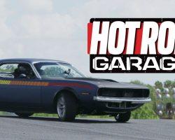 Drift 'Cuda Gets Sideways!! #fishtailcuda – Hot Rod Garage Ep. 54