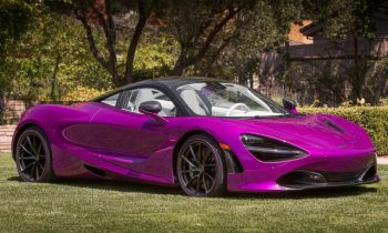 Someone asked for a fuchsia McLaren 720S, so the brand made it