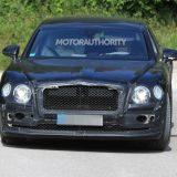 2020 Bentley Flying Spur spy shots