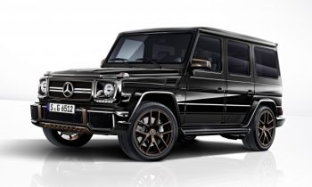 Mercedes-AMG announces G65 Final Edition