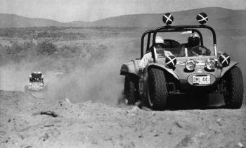 50 years later, Bruce Meyers recounts inaugural Baja 1000 victory