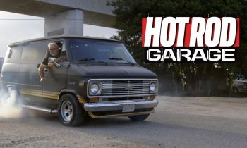 '70s Street Machine Van Build! Let's Get Sleazy! – Hot Rod Garage Ep. 57