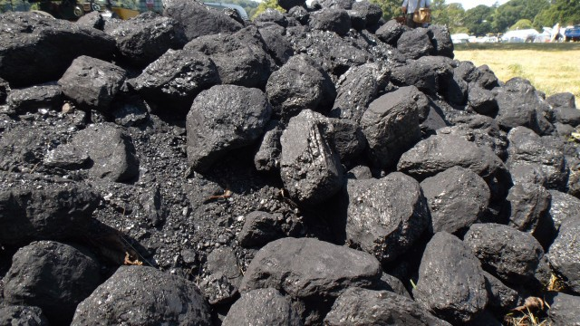 Coal, by Flicker user oatsy40 (Used Under CC License)