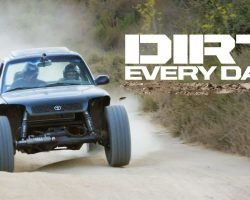 Converting a Two-Wheel-Drive RAV4 to a Four-Wheel-Drive RAD4! – Dirt Every Day Ep. 69