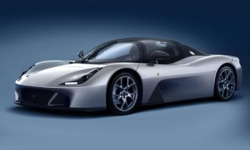 Dallara Stradale sports car revealed