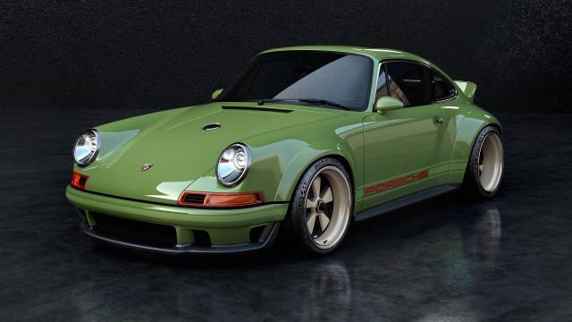 Singer-Williams Porsche 964 911 lightweight restoration