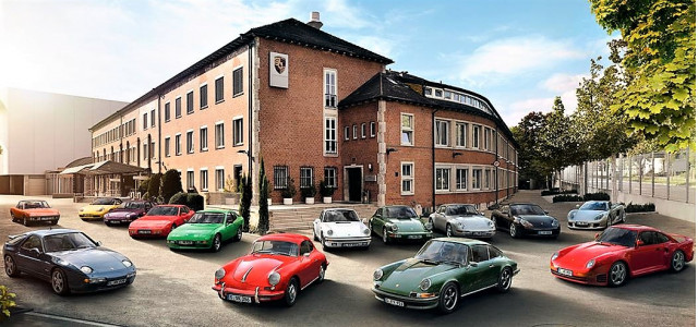 Tailor-made alarm systems will be available for all Porsche models