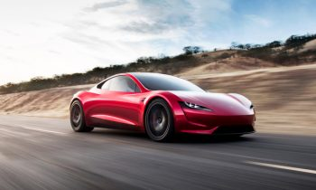 Tesla Roadster is back: 0-60 in 1.9 seconds, 620-mile range