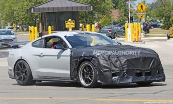 Everything we know about the 2020 Ford Mustang Shelby GT500