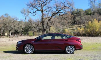 2018 Honda Clarity Plug-In Hybrid first drive