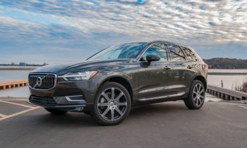 2018 Volvo XC60 first drive review: a tidy, polished package