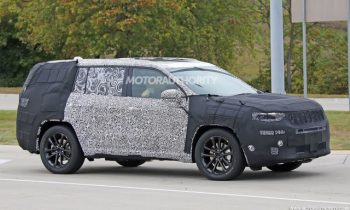 New Jeep 3-row crossover to be badged a Grand Commander?