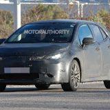 2019 Toyota Corolla iM (Auris) spy shots