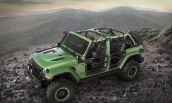 Jeep Wrangler Plug-In Hybrid to go into production in 2020