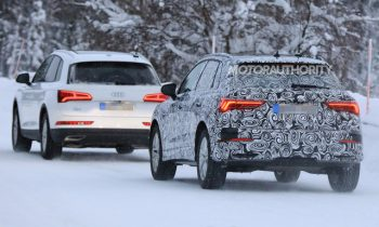 Audi Q3 spy shots, Ferrari 488 GTO leaked details, Mk8 Golf production date: Car News Headlines