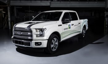 Achates engine in Ford F-150 pickup targets 37 mpg, with Saudi oil company backing