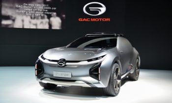 China's GAC returns to Detroit auto show with GA4 sedan, Enverge concept