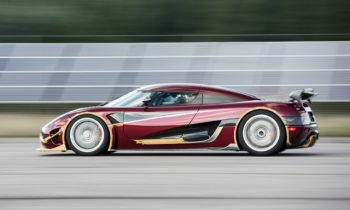 300 mph in the Koenigsegg Agera RS? It's doable