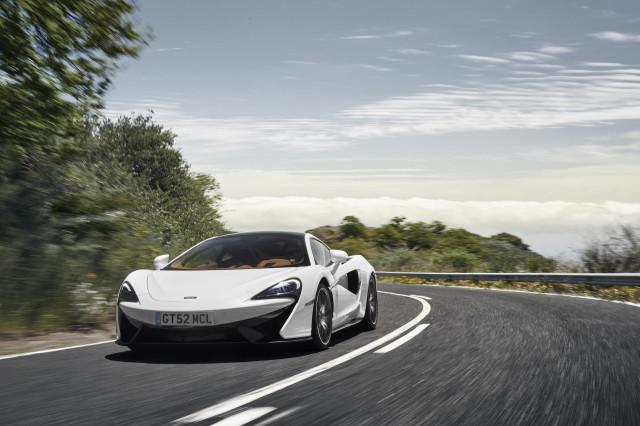 McLaren 570GT Sport Pack