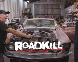 "1,300 Miles in the ""Disgustang"" Junkyard Mach 1! – Roadkill Ep. 73"