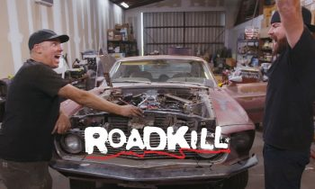 "1,300 Miles in the ""Disgustang"" Junkyard Mach 1! – Roadkill Ep. 73"