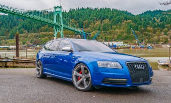Es-stating the obvious: 2007 Audi S6 Avant is the dream wagon we never got