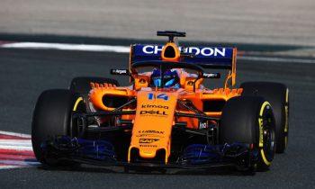 McLaren's Renault-powered 2018 F1 car revealed