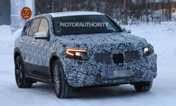 Mercedes says first EQ electric car will debut in Geneva
