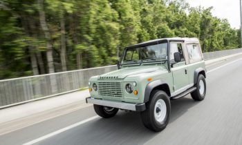 East Coast Defender rolls out Heritage Collection